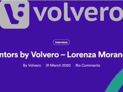 Lorenza Morandini -Intervista | Mentors by Volvero