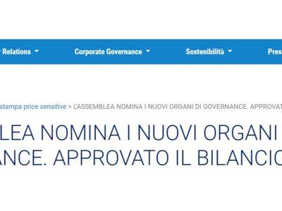Lorenza Morandini nuovo membro del CDA di Sit spa