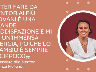 Lorenza Morandini | Intervista su mentors4u