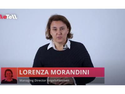 """Lorenza Morandini su WeTell: """"Leadership al femminile. Appunti dal mondo del Venture Capital"""""""