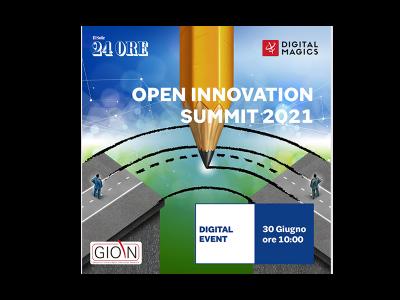 Open Innovation Summit 2021 | Intervento di Lorenza Morandini